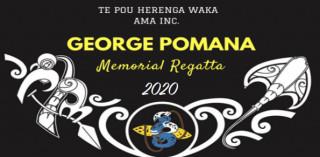 George Pomana Memorial Regatta 2020 - Regatta Pānui and Results